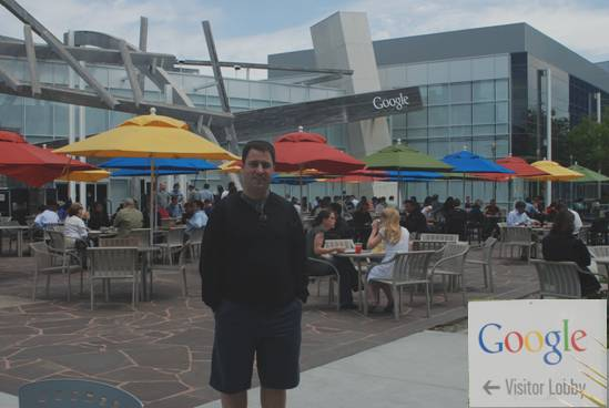google coche electrico san francisco googleplex silicon valley