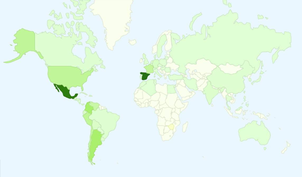 visitas paises measurecontrol