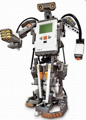 lego mindstorm NXT microcontrolador sensor