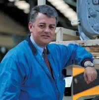 Miguel Angel Martorell, de Nissan Motors Iberica
