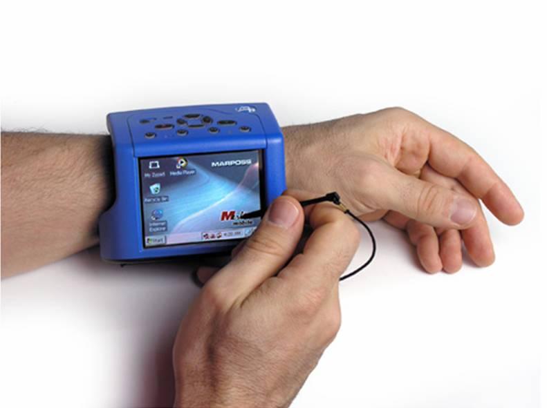 marposs merlin mobile gauge computer embedded