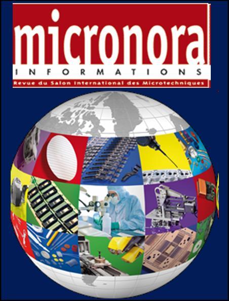 feria internacional de microtecnologia micronora