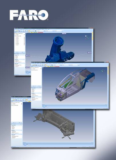 faro cam2q metrologia software nuevo new