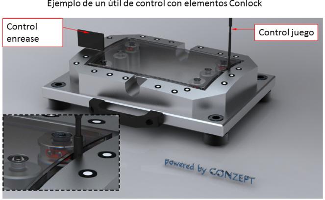 ejemplo de modulo de control captor-r