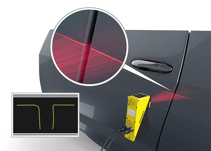 laserprofile cognex